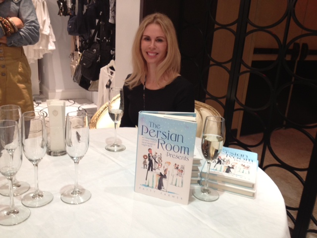 Patty Farmer at the Plaza Boutique Book Signing