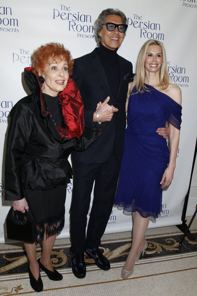 Carol Lawrence, Tommy Tune, and Patty Farmer.