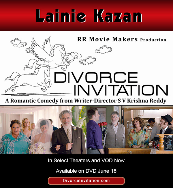 divorce invitation lainie kazan