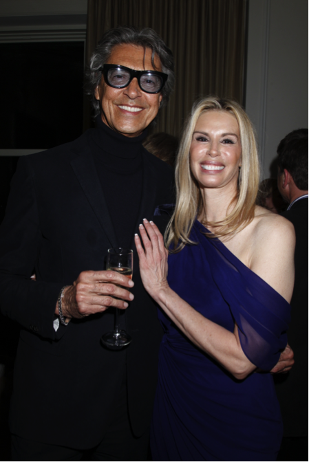 Tommy Tune & Patty Farmer