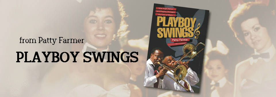playboy swings banner