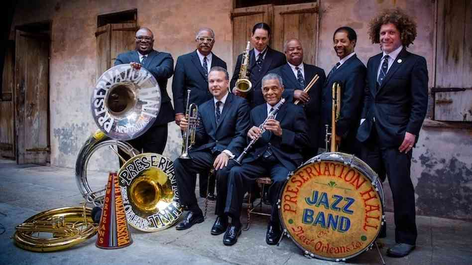 Preservation Hall Jazz Band of New Orleans, LA