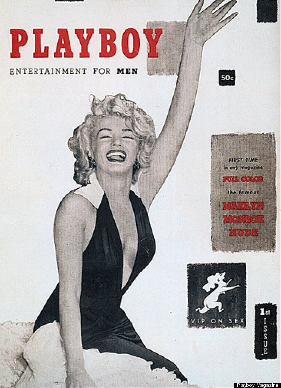 Playboy Magazine - First Issue Available December 1953