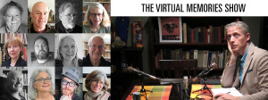 The Virtual Memories Show - with Guest Author Patty Farmer